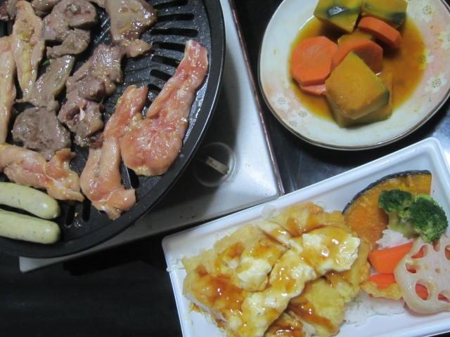 IMG 0232 - 道産素材な弁当とかゆーのを食べつつの自宅焼肉