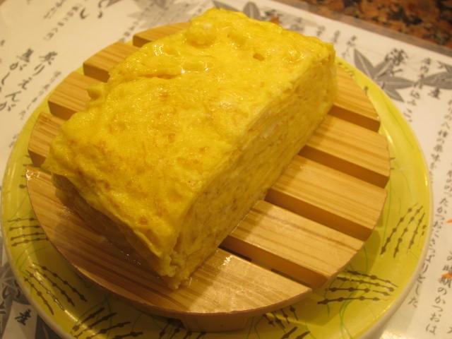 IMG 0013 - 根室花まる寿司屋でコマイのアラ汁とか厚焼き玉子とか