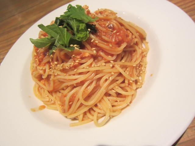 IMG 0006 1 - ラパウザで食べたニョッキのグラタンとトマトパスタ