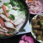 IMG 0013 1 150x150 - 2度目のバルダイ種なズワイガニのカニ鍋と長芋の梅酢漬け