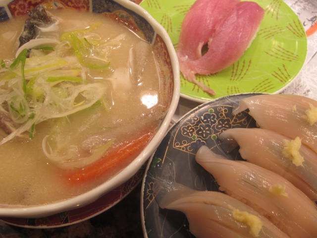 IMG 0024 1 - 晩御飯に軽く御寿司をつまんで帰宅してツマミで酒盛り
