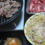 IMG 0034 150x150 - 赤魚=アコウダイ=メヌケのモヤシ蒸しとラム肉な焼肉