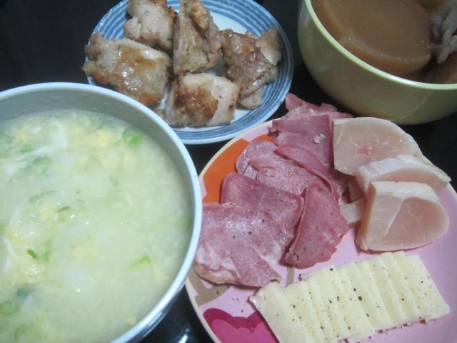 IMG 0050 - フグ鍋の翌日はフグ雑炊に決まってますよね