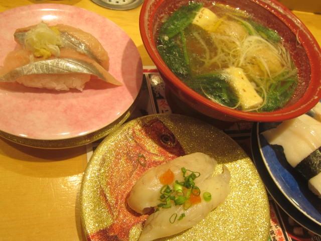 IMG 0077 - めちゃくちゃ美味しいニシンの寿司に遭遇した / ふぐの寿司も食べた