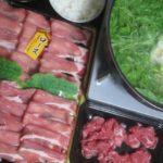 IMG 0018 150x150 - 白老和牛と豚肉のロースとモモの食べ比べしゃぶしゃぶ