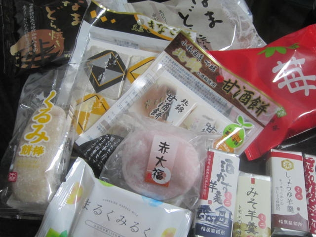 IMG 0070 - 毎週買い集める茶菓子が大体固定化されてきました / もりもとLOVE