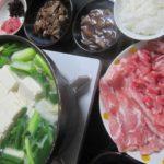 IMG 0010 150x150 - ネギと豆腐たっぷりな鍋とブリの漬け&血合いの生姜煮