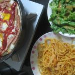 IMG 0015 150x150 - スパムを散りばめたビスマルクなピザ