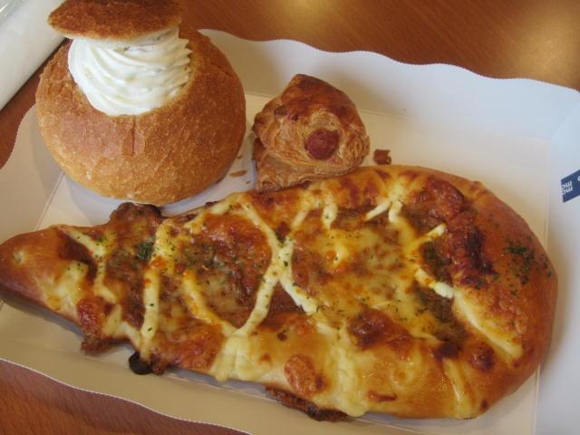 IMG 0047 1 - モリモトのシャモニーとバターカレーナンでお昼ご飯