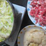 IMG 0054 150x150 - 骨付きチキンと白菜たっぷりなしゃぶしゃぶ鍋