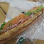 IMG 0059 150x150 - 赤レンガのboulangerie coronで北海道産小麦100%使用なパン屋で軽食