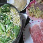 IMG 0040 150x150 - 霜降りっぽいロース豚でもやしたっぷり小松菜しゃぶしゃぶ