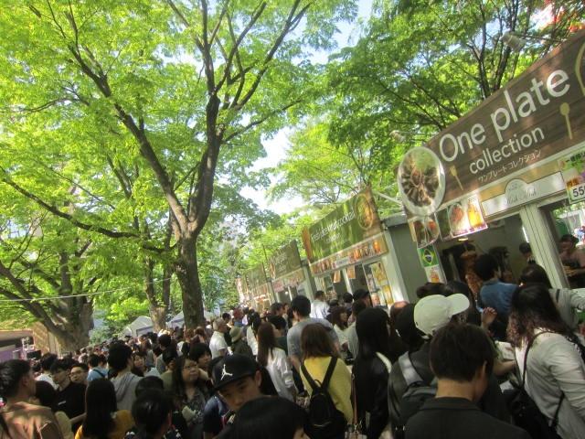 IMG 0096 - 大通公園のライラック祭り2019をそっと眺めてきた