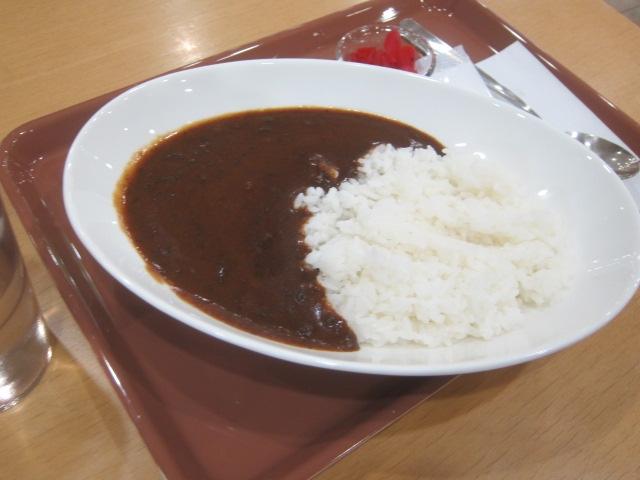 IMG 0005 - 北海道の厳選食材カフェ・ノルテサッポロでかみふらの黒カリー食べてきた