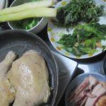 IMG 0006 150x150 - 白ワイン蒸しにした骨付き鶏肉とホワイトアスパラ