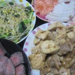 IMG 0017 150x150 - 海鮮食べた翌日はたっぷりのお肉で身体をリフレッシュ