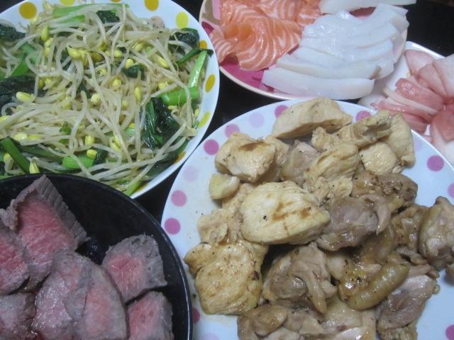 IMG 0017 - 海鮮食べた翌日はたっぷりのお肉で身体をリフレッシュ