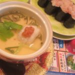 IMG 0025 150x150 - なごやか亭な回転寿司でハモとジュンサイの梅肉茶碗蒸し