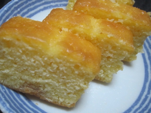 IMG 0032 - 北海道産小麦100%なミルクパウンドのアップル&シナモン食べてみた