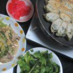 IMG 0036 150x150 - えび餃子に豚と卵の小松菜入り中華風炒め