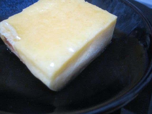 IMG 0049 - 北海道産生クリーム仕立てなフレンチトーストケーキ食べてみた