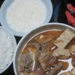 IMG 0076 150x150 - 肉豆腐とねばりすたーのとろろ芋で和風晩飯