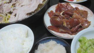 IMG 0008 320x180 - 豆もやしを敷き詰めた上に乗せた美瑛ロース肉を蒸し焼き