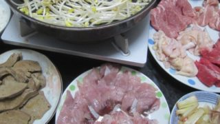 IMG 0027 320x180 - 豆もやしが食べたい気分だったので焼肉プレート使わずに焼肉
