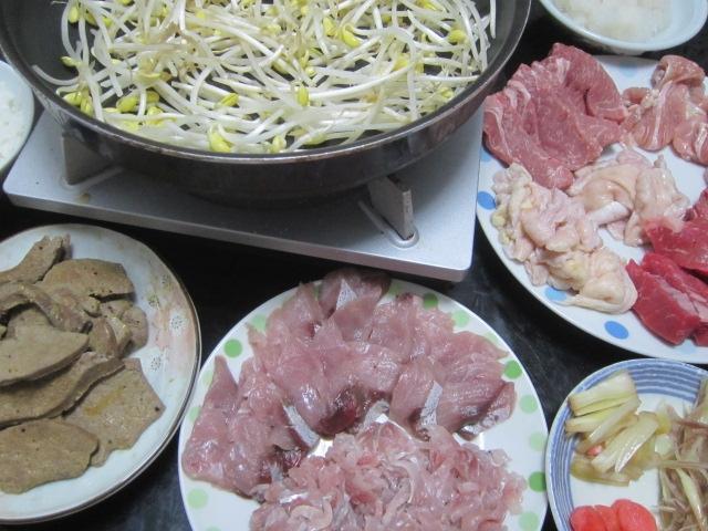IMG 0027 - 豆もやしが食べたい気分だったので焼肉プレート使わずに焼肉