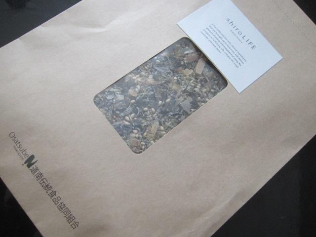IMG 0088 - 道南伝統食品共同組合の昆布ふりかけで白米飯