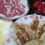 IMG 0026 150x150 - みよしの餃子とトマトとチーズとパンチェッタ