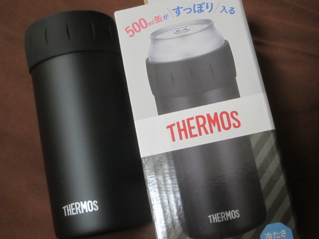 IMG 0034 - サーモスの500ml保冷缶買ってみたけどあんまり役立ってない