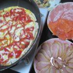 IMG 0073 150x150 - 生ハムとスモークサーモンに鴨ロースも追加した自宅ピザ