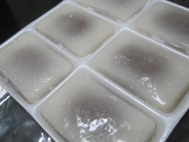 IMG 0008 - 野幌銘菓の煉化もち(冷凍)のを食べてみたら意外と美味しかった