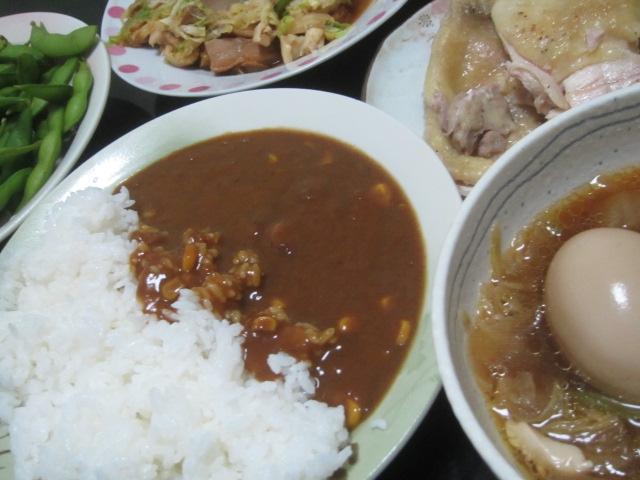 IMG 0023 - 北海道名産ほたてカレー コーン入り【北海道ご当地カレー食べてみたPart07】