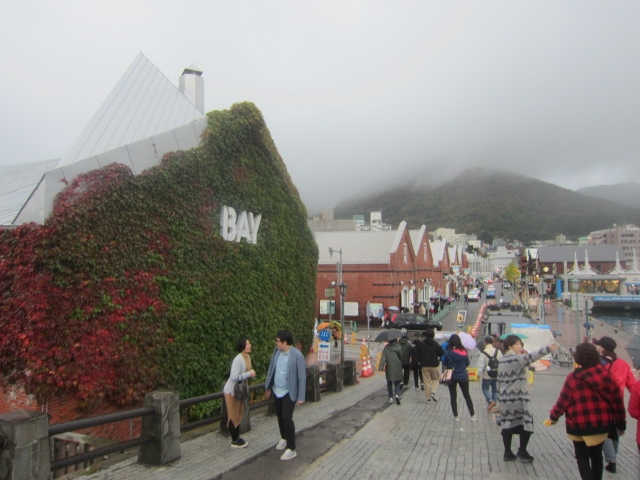 IMG 0071 - 札幌発の函館バスツアー行って来たPart04 五稜郭公園と函館ベイエリア