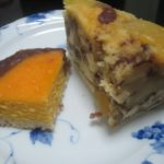IMG 0078 150x150 - 北海道のタルトかぼちゃチョコとりんごのケーキ