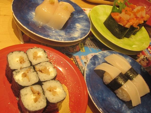 IMG 0115 - 回転寿司ななごやか亭で鱧と松茸のお吸い物を頂いてみた