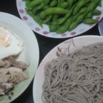 IMG 0006 150x150 - 江丹別な蕎麦と目玉焼きと枝豆と山芋の漬物