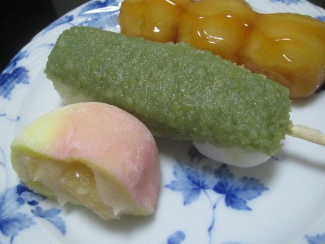 IMG 0008 - 一久六福堂のリンゴ大福は物凄く美味しかった当たり