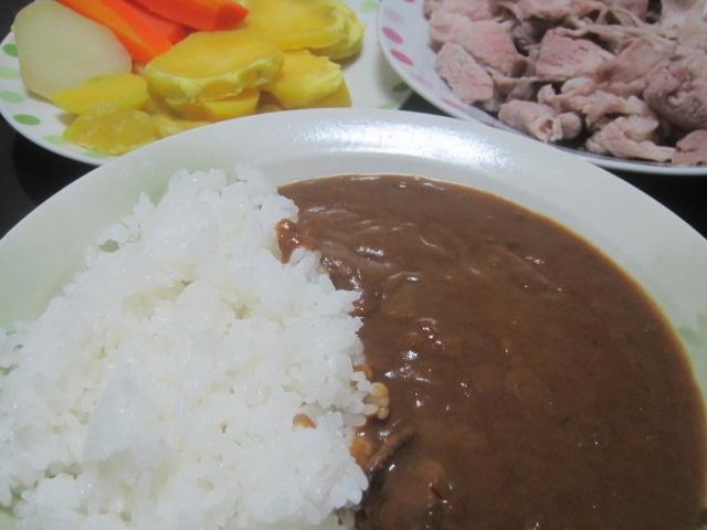 IMG 0013 - 海祭り大漁カレー 浜のかあさんの味【北海道ご当地カレーPart10】
