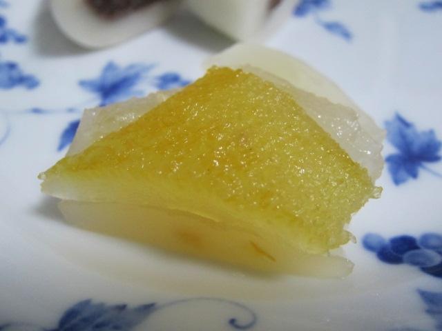 IMG 0025 - 柚子蜜羊羹「柚風雅」とどら焼き「つくよみ」