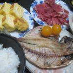 IMG 0041 150x150 - アジの開きと摩り下ろした山芋で和食風味な晩御飯