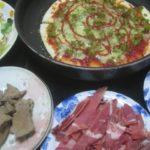 IMG 0045 150x150 - ハモンセラーノで緑パプリカを刻んだ生ハムピザ