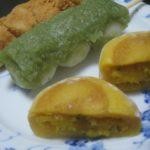 IMG 0049 150x150 - 一久六福堂のかぼちゃ大福とその他いろいろな茶菓子の買い物な戦利品