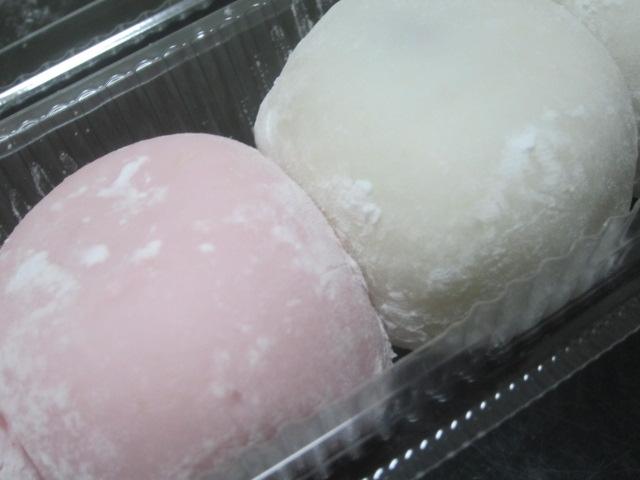 IMG 0068 - 茶菓子の買出しと六福堂の大福と酒盛りツマミ類各種