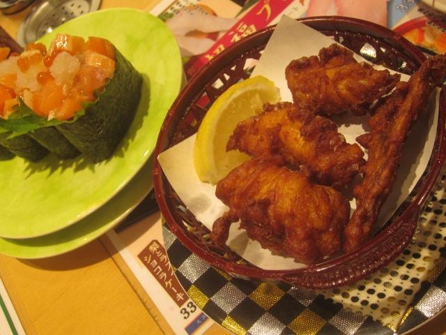 IMG 0016 - なごやか亭で食べたフグのから揚げが程よく美味しかったです