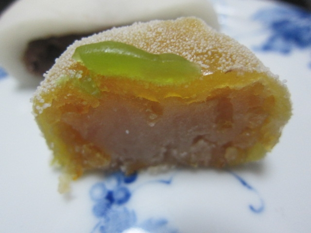 IMG 0018 - 紅風菓と柚の菓が思った以上に残念な味というか正直不味かった