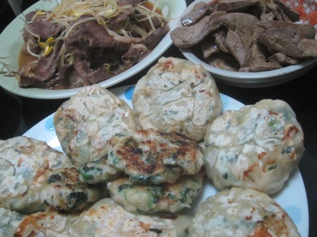 IMG 0011 - 豚のハツとタンを大量購入できたので肉祭りIN餃子