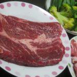 IMG 0027 150x150 - 牛ステーキ400gをオクラ&ブロッコリーと共に焼いて更なる油分補充
